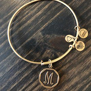 Alex and Ani the letter M